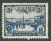 Papua New Guinea, Scott Cat No. 112, MNH