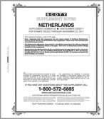 Scott Netherlands Album Supplement No. 59 (2008)