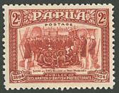 Papua New Guinea, Scott Cat No. 111, MNH