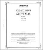 Scott Australia Album Pages, Part 4 (1995 - 1998)