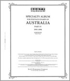 Scott Australia Album Pages, Part 5 (1999 - 2005)