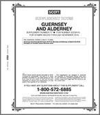 2015 Scott Guernsey and Alderney Album Supplement, No. 17