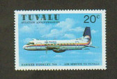 Tuvalu, Scott Catalogue No. 0143, MNH