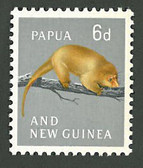 Papua New Guinea, Scott Cat No. 156, MNH