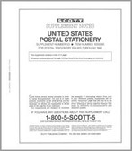 Scott U.S. Postal Stationery Album Supplement, 1993 - 1995, #53