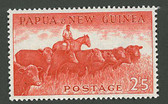 Papua New Guinea, Scott Cat No. 145, MNH