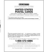 Scott US Postal Cards Supplement, No. 31 (2007)