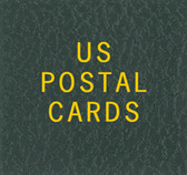 Scott US Postal Cards Specialty Binder Label