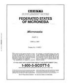 Scott Micronesia Album Pages, Part 3  (1985 - 2001)