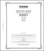 Scott Jersey Album Pages, Part 1  (1958 - 1998)
