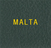 Scott Malta Specialty Binder Label