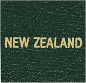 Scott New Zealand Specialty Binder Label