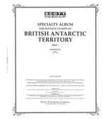 Scott British Antarctic Territory  Album Pages, Part 1 (1963 - 1995)