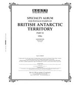 Scott British Antarctic Territory  Album Pages, Part 2 (1996 - 2006)