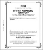 Scott British Antarctic Territory  Album Supplement, 2012 #14