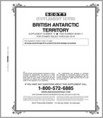 Scott British Antarctic Territory  Album Supplement, 2010 #12