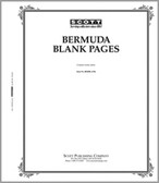 Scott Bermuda Blank Album Pages
