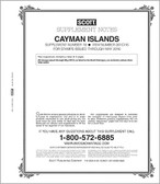 Scott Cayman Islands Album Pages, 2016 #18