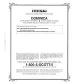 Scott Dominica  Album Supplement, 2000, #5