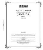 Scott Jamaica Stamp  Album, Part 2 (1996 - 2006)