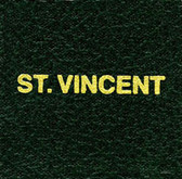 Scott St. Vincent Specialty Binder Label