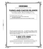 Scott Turks & Caicos Islands Album Supplement, 2002 - 2006 #7