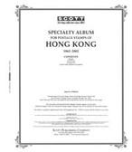 Scott Hong Kong Stamp Album Pages, Part I (1862 - 2002)