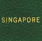 Scott Singapore Specialty Binder Label