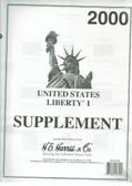 2000 H. E. Harris Liberty I Album Supplement