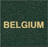 Scott Belgium Specialty Binder Label