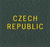 Scott Czech Republic Specialty Binder Label