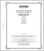 Scott France Album Pages, Part 1 (1849 - 1958)
