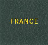 Scott France Specialty Binder Label