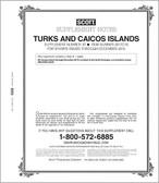 Scott Turks & Caicos Islands Album Supplement, 2016 #10