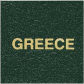 Scott Greece Specialty Binder Label