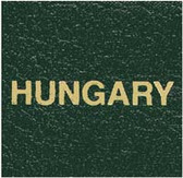 Scott Hungary Specialty Binder Label