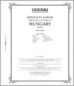 Scott Hungary Album Pages, Part 1 ( 1871 - 1949)