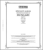 Scott Hungary Album Pages, Part 4 ( 1974  - 1983)