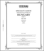 Scott Hungary Album Pages, Part 5 ( 1984  - 1996)