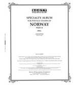 Scott Norway Stamp Album Pages, Part 2 (1996 - 1999)