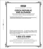 Scott Czech Republic and Slovakia  Album Supplement, 2016 #67