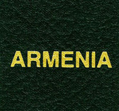 Scott Armenia Specialty Binder Label