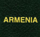 Scott Armenia Specialty Binder Label