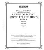 Scott Russia Stamp Album Pages, Part 3  (1958 - 1969)