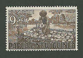 Papua New Guinea, Scott Cat No. 130, MNH