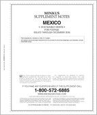 2016 Minkus Mexico Album Supplement