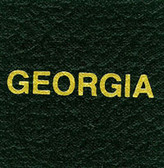 Scott Georgia Specialty Binder Label