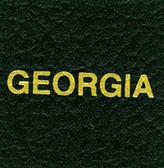 Scott Georgia Specialty Binder Label