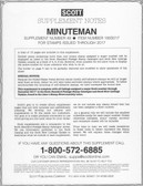Scott Minuteman Album Supplement, 2017,  #49