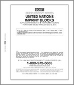 Scott United Nations Imprint Blocks Album Supplement, 2012, #61